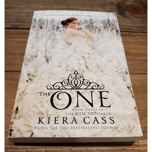 Other - The One Kiera Cass The Selection Series Book 3 Pbk